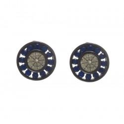 Silver Earrings Verita. True Luxury 10323637 WOMEN'S JEWELLERY