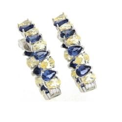 Silver Earrings Verita. True Luxury 10323643 WOMEN'S JEWELLERY