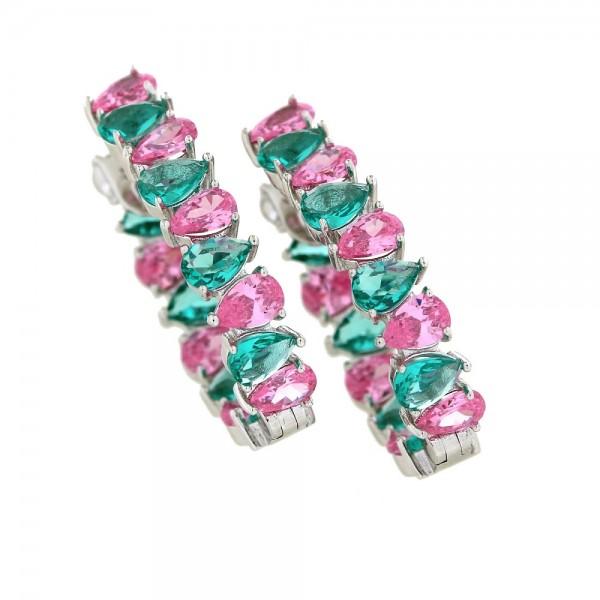 Silver Earrings Verita. True Luxury 10323644 WOMEN'S JEWELLERY