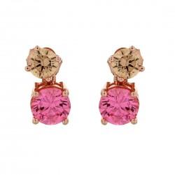 Verita. True Luxury Silver Earrings 10323657 WOMEN'S JEWELLERY