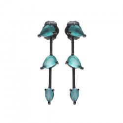 Silver Earrings Verita. True Luxury 10323684 WOMEN'S JEWELLERY