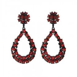 Silver Earrings Verita. True Luxury 10323704
