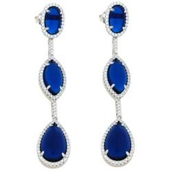 Ladies Earrings - Silver Earrings Verita True Luxury 10323885