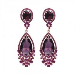Ladies Earrings - Silver Earrings Verita True Luxury 10323887
