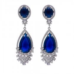 Ladies Earrings - Silver Earrings Verita True Luxury 10323888