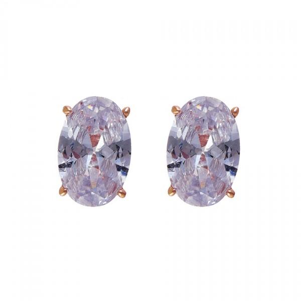 Ladies Earrings - Silver Earrings Verita True Luxury 10323890