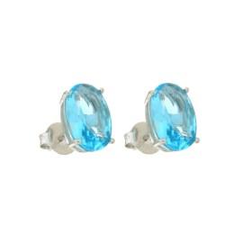 Ladies Earrings - Silver Earrings Verita True Luxury 10323891