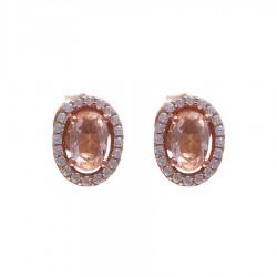 Ladies Earrings - Silver Earrings Verita True Luxury 10323893