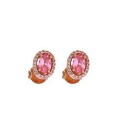 Ladies Earrings - Silver Earrings Verita True Luxury 10323894