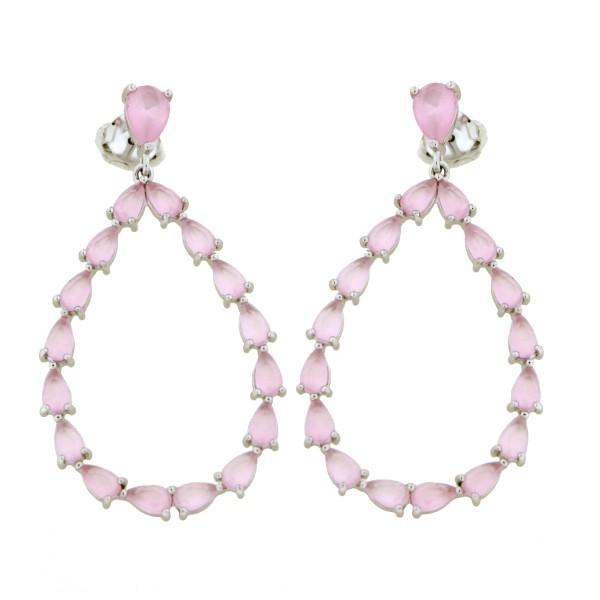 Ladies Earrings - Silver Earrings Verita True Luxury 10323912