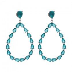 Ladies Earrings - Silver Earrings Verita True Luxury 10323913