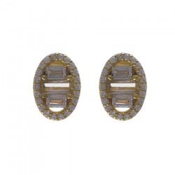 Silver Earrings Verita True Luxury 10323915 WOMEN'S JEWELLERY