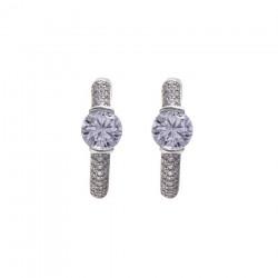 Silver Earrings Verita True Luxury 10323917 WOMEN'S JEWELLERY