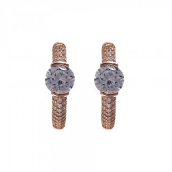 Silver Earrings Verita True Luxury 10323918