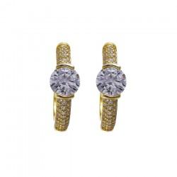 Silver Earrings Verita True Luxury 10323919 WOMEN'S JEWELLERY