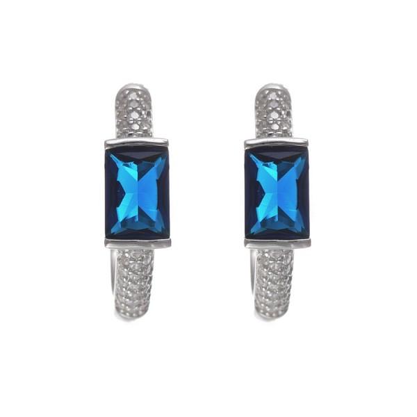 Silver Earrings Verita True Luxury 10323931