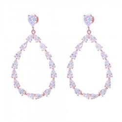 Silver Earrings Verita True Luxury 10323943