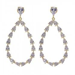 Silver Earrings Verita True Luxury 10323944