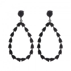 Silver Earrings Verita True Luxury 10323945 WOMEN'S JEWELLERY
