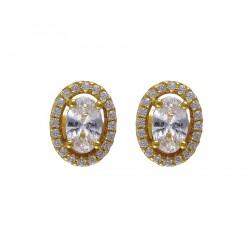 Silver Earrings Verita True Luxury 10323952 WOMEN'S JEWELLERY
