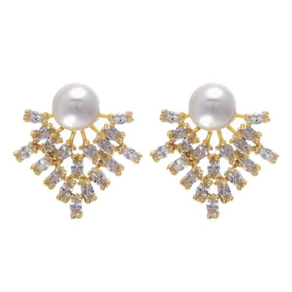Silver Earrings Verita True Luxury 10323954 WOMEN'S JEWELLERY