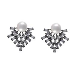 Silver Earrings Verita True Luxury 10323955 WOMEN'S JEWELLERY