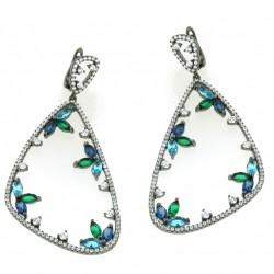 Silver Earrings Verita. True luxury 10322703