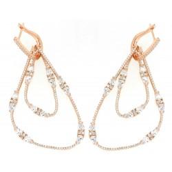 Verita. True Luxury Silver Earrings 10323319 WOMEN'S JEWELLERY