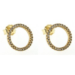 Silver Earrings Verita. True luxury 10323357