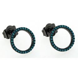 Silver Earrings Verita. True luxury 10323359
