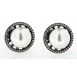 Silver Earrings Verita. True luxury 10323364