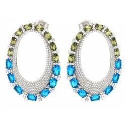 Silver Earrings Verita. True luxury 10323431
