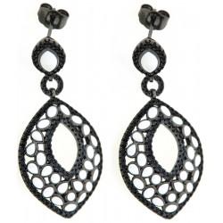 Silver Earrings Verita. True luxury 10323449