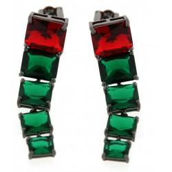 Silver Earrings Verita. True luxury 10323457