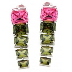 Silver Earrings Verita. True luxury 10323460