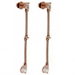 Silver Earrings Verita. True luxury 10323464