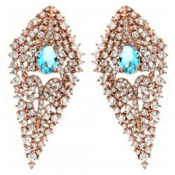 Silver Earrings Verita. True luxury 10323470