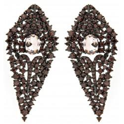 Silver Earrings Verita. True luxury 10323471