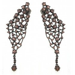 Silver Earrings Verita. True luxury 10323481
