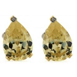 Silver Earrings Verita. True luxury 10323490