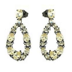 Verita. True Luxury Silver Earrings 10323500 WOMEN'S JEWELLERY