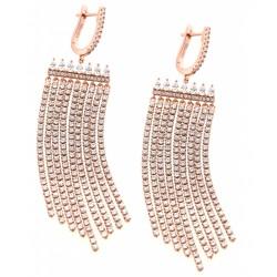 Silver Earrings Verita. True luxury 10323506