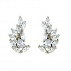 Silver Earrings Verita. True Luxury 10323732 WOMEN'S JEWELLERY