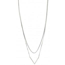 Γυναικεια Κοσμηματα Ασημένιο Κολιέ Verita. True Luxury 10413685 d7857f947b4