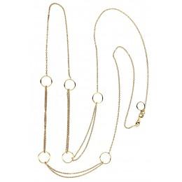 Γυναικεια Κοσμηματα Ασημένιο Κολιέ Verita. True Luxury 10413686 2193ec0644f