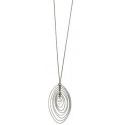 Silver Necklace Verita. True Luxury 10425376