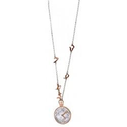 Silver Necklace Verita. True Luxury 10425390