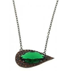 Silver Necklace Verita. True Luxury 10425307