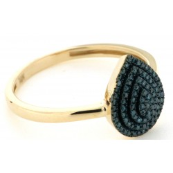 40130435 Gold Ring ΓΥΝΑΙΚΕΙΑ