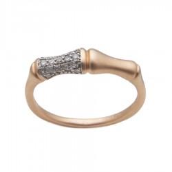 Gold Ring Verita. True Luxury 40130663 WOMEN'S JEWELLERY